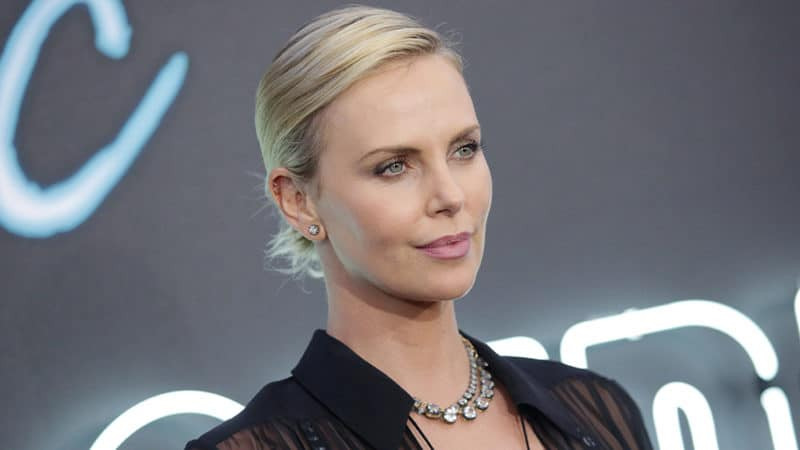 Hottest Women - Charlize Theron