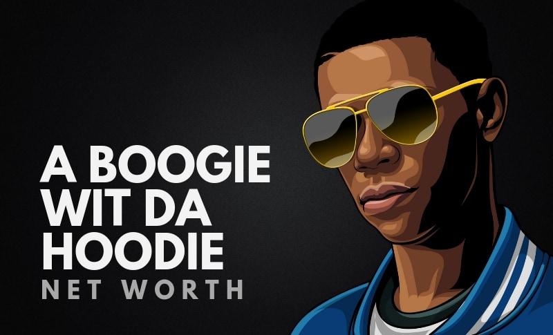 A Boogie Wit Da Hoodie's Net Worth