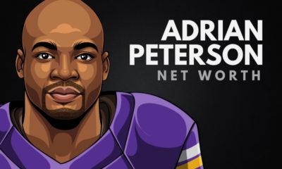 Adrian Peterson's Net Worth