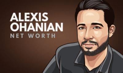 Alexis Ohanian's Net Worth