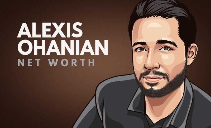 Alexis Ohanian Net Worth