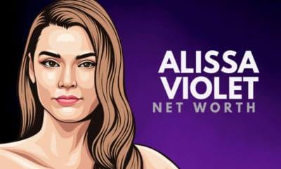 Alissa Violet's Net Worth