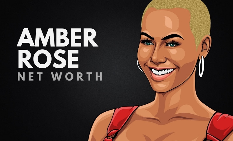 Amber Rose's Net Worth