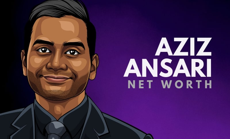 Aziz Ansari's Net Worth