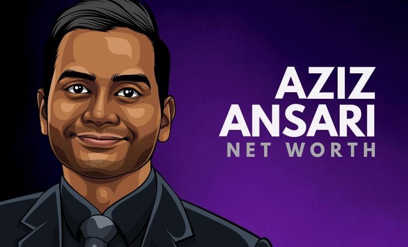 Aziz Ansari's Net Worth
