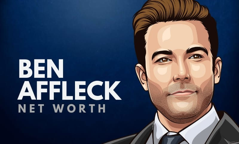 Ben Affleck's Net Worth