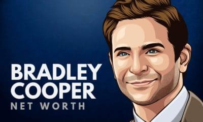 Bradley Cooper's Net Worth