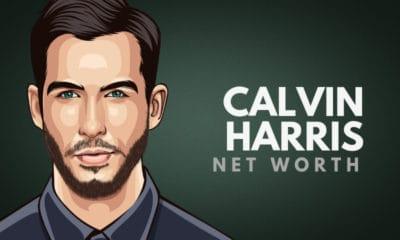 Calvin Harris' Net Worth