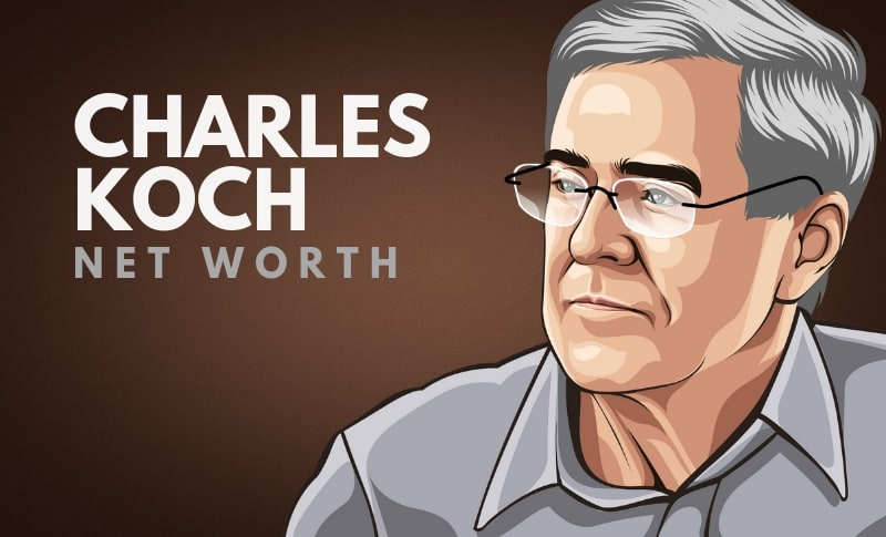 Charles Koch's Net Worth