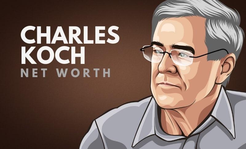 Charles Koch's Net Worth