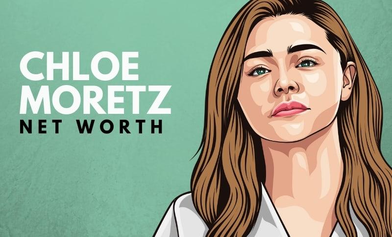 Chloë Moretz Net Worth