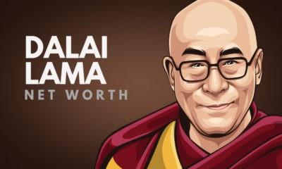 Dalai Lama's Net Worth