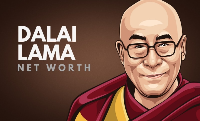 Dalai Lama's Net Worth