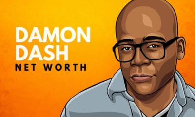 Damon Dash's Net Worth
