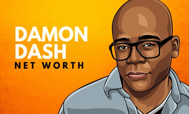 Damon Dash's Net Worth in 2019 | Wealthy Gorilla