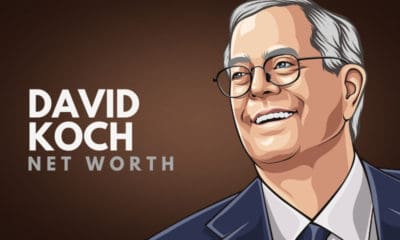 David Koch's Net Worth