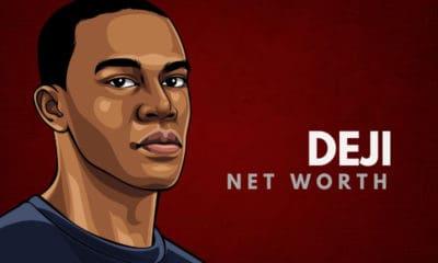Deji's Net Worth