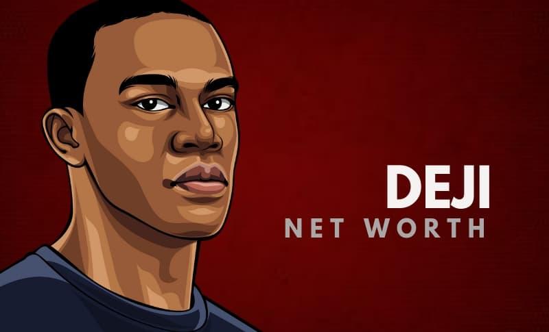 Deji Net Worth