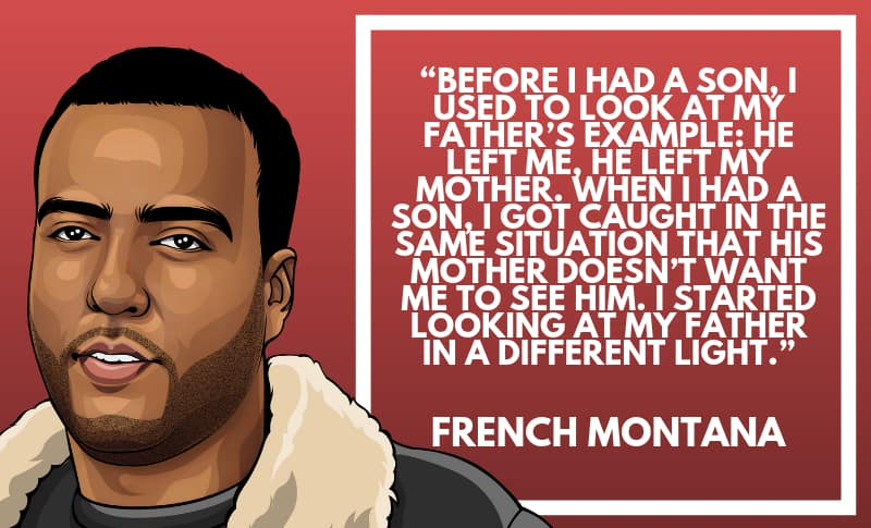 French Montana Picture Quotes 1