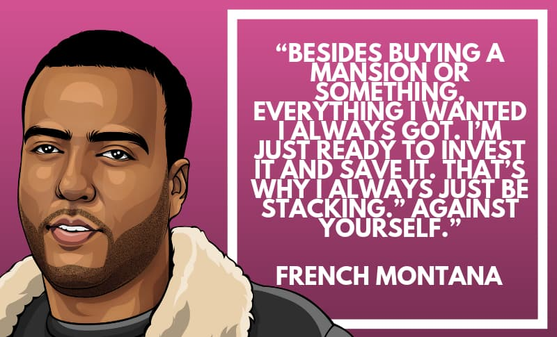 French Montana Picture Quotes 5