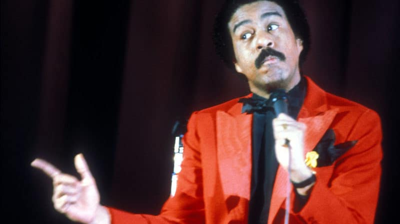 Funniest Stand Up Comedians - Richard Pryor