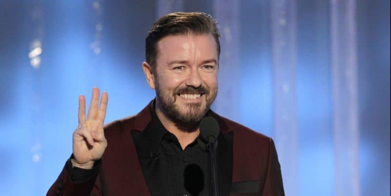 Funniest Stand Up Comedians - Ricky Gervais