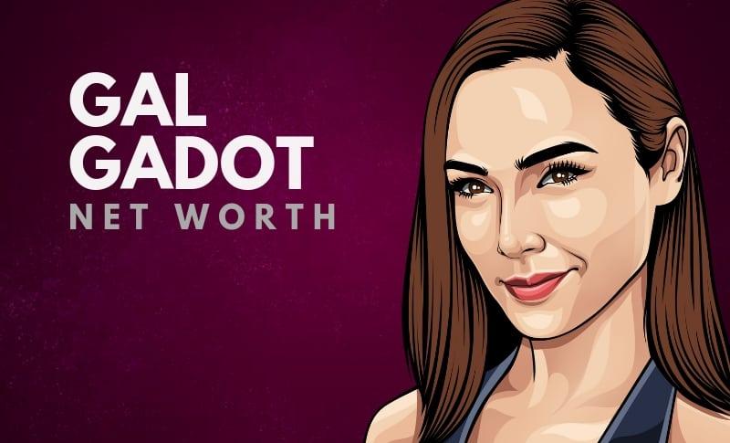 Gal Gadot's Net Worth