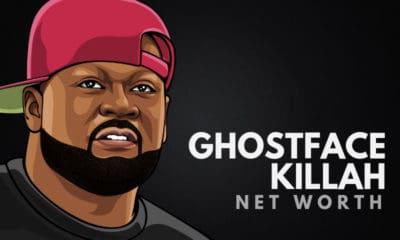 GhostFace Killah's Net Worth