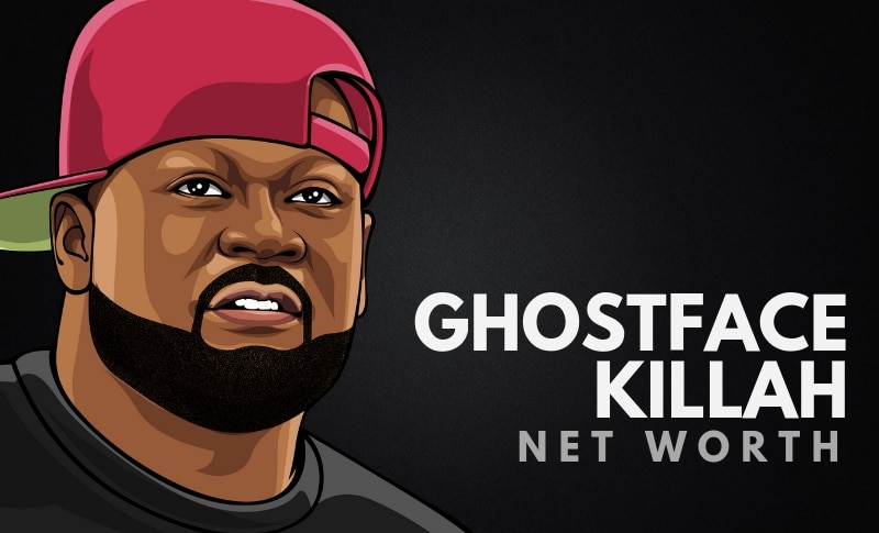 GhostFace Killah's Net Worth