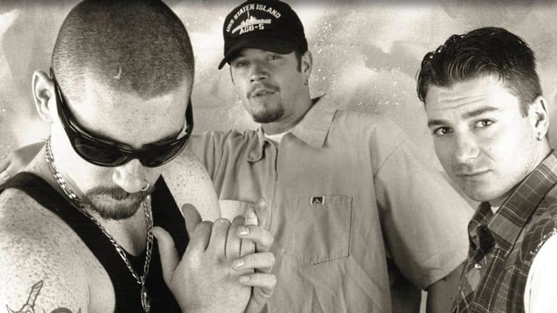 Greatest White Rappers - House of Pain