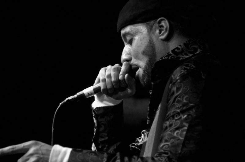 Greatest White Rappers - RA The Rugged Man
