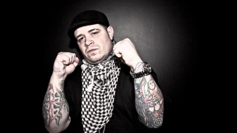 Greatest White Rappers - Vinnie Paz