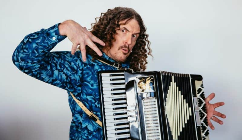 Greatest White Rappers - Weird Al Yankovic