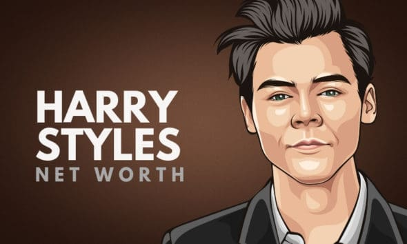 Harry Styles' Net Worth