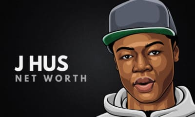 J Hus' Net Worth