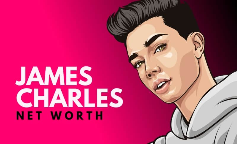 James Charles' Net Worth