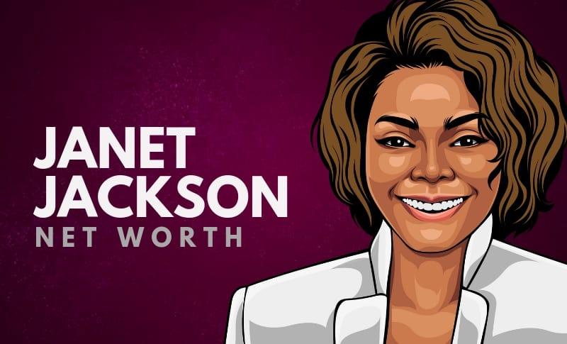 Janet Jackson's Net Worth