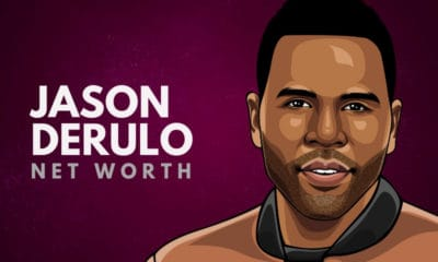 Jason Derulo's Net Worth