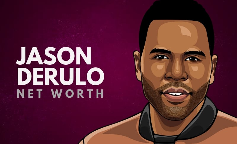 Jason Derulo's Net Worth