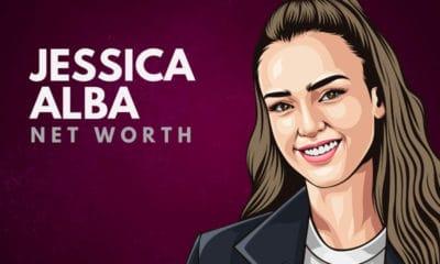 Jessica Alba's Net Worth