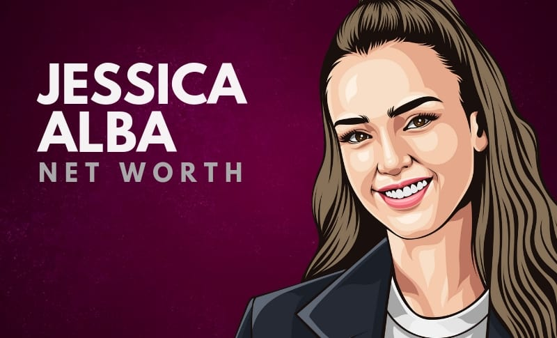 Jessica Alba's Net Worth