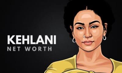Kehlani's Net Worth