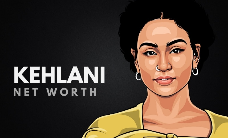 Kehlani's Net Worth