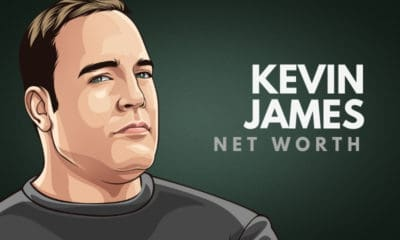 Kevin James' Net Worth