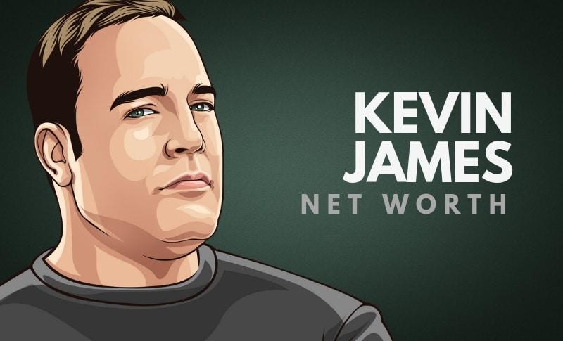Kevin James' Net Worth