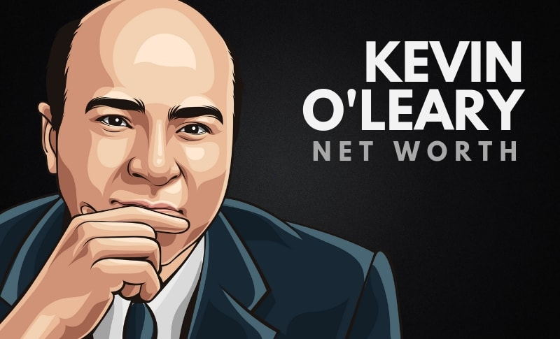 Kevin O'Leary's Net Worth