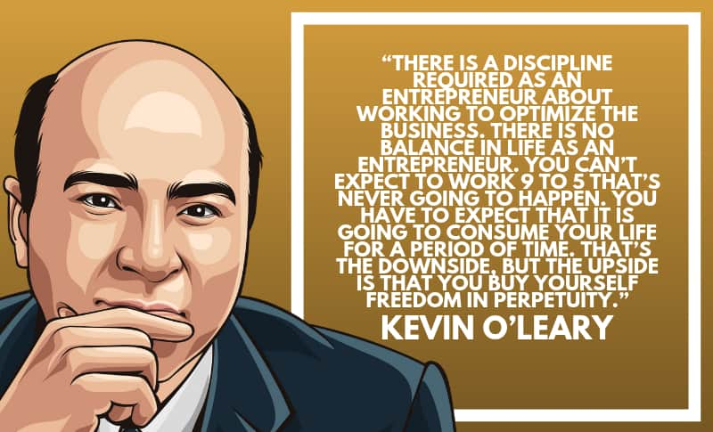 Kevin O'Leary Picture Quotes 2