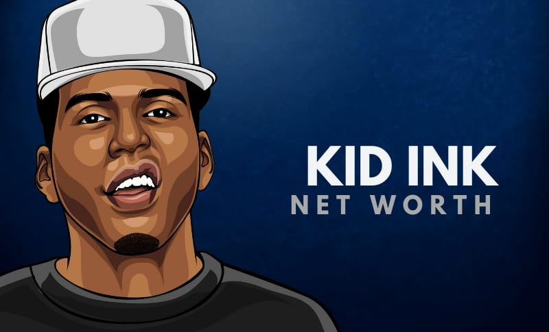 Kid Ink's Net Worth