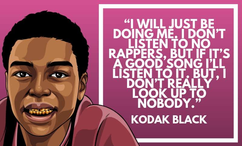 Kodak Black Picture Quotes 5