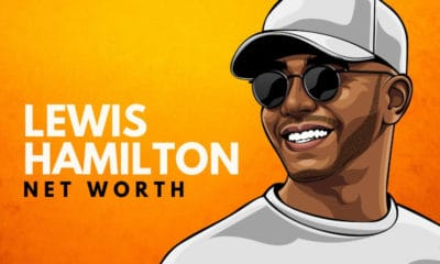 Lewis Hamilton's Net Worth